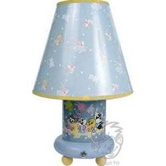baby looney tunes for the nursery lamp   Baby Looney Tunes Nursery Lamp with Nightlight - FindGift.com