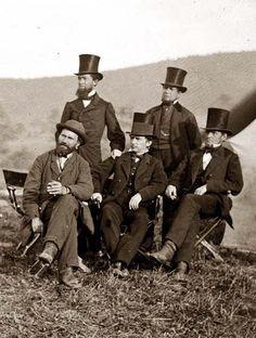 President Lincoln's Secret Service
