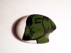 Chica+Paperweight+by+Litca+on+Etsy,+€9.00