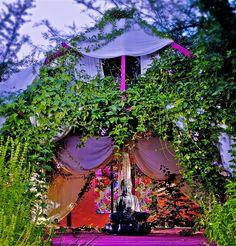 Home outdoor shrine