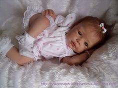 REBORN BABY DOLL - LILA - ROMIE STRYDOM NEW RELEASE - BIG GIRL | eBay