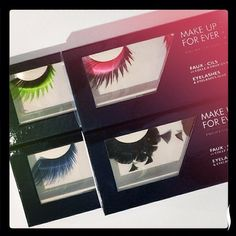 The lazy girl's guide to #Halloween: Just add lashes.