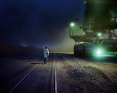 Photography by Alexander Gronsky