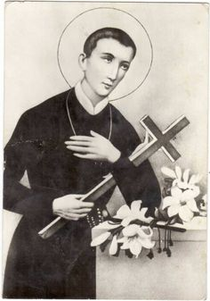 St Gerard Majella, the patron saint of expectant mothers.