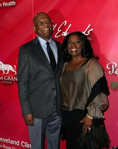 Samuel L. Jackson and LaTanya Richardson married 32 years.