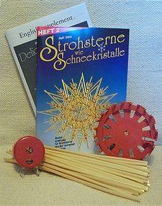 German straw star kit