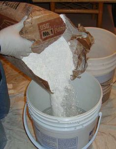 All about Plaster: Making Wedging table and Clay Recycling Plaster Boards | Tips and Tutorial
