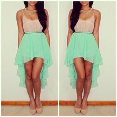 cute!! #teal #skirt #outfitoftheday #love #fashion #Style #design #photography #pretty