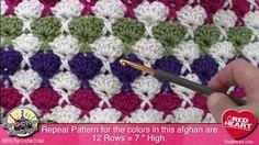 Learn to Crochet: Juicy Fruits Afghan