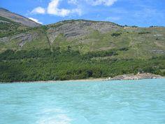 Glacial milk, Perito Moreno Glacier