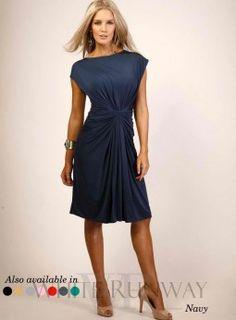 Knee length wedding dresses australia