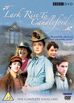 My favorite show! - (Larkrise to Candleford, Wonderful drama, available through BBC and PBS)