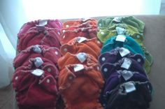 Kissaluvs Fitted Size 0's dyed with Dharma Trading Company fiber-reactive dyes... LOVE these!