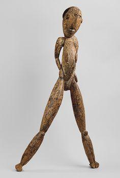 Female Figure (Tetepeku) [Abelam people, Prince Alexander Mountains, Sepik region, Papua New Guinea] (1978.412.819) | Heilbrunn Timeline of Art History | The Metropolitan Museum of Art