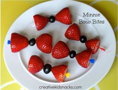 7 Too-Cute Disney Inspired Snacks for Toddlers - Yahoo! Shine