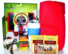 Sporty Basketball Get Well Gift