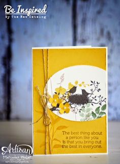 Love this gorgeous card