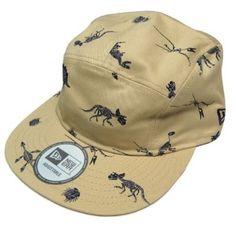 Amazon.com: Mishka: Jurassic 5-Panel Hat (One Size/Tan): Clothing $34