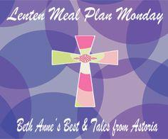 Lenten Meal Plans