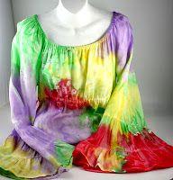 How to paint beautiful fabrics