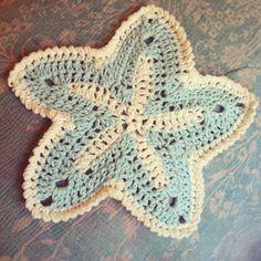 Starfish crochet