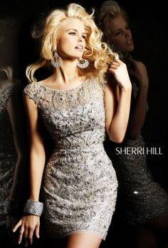 Sherri Hill Fall 2012-Style 2948 #SHERRIHILLSTYLE