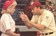 film, leagu, baseball, sport, entertain, tom hanks, favorit movi, cri, thing