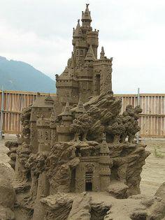 ❥ Sand Castle
