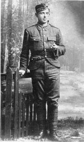 12th June 1915, William Angus VC, Highland Light Infantry, Born 28 February 1888 Armadale, Scotland