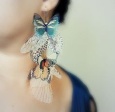 #butterflies #earrings