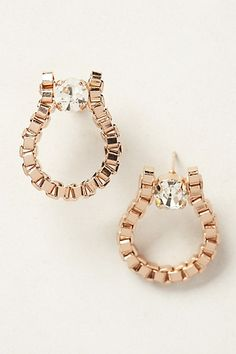 Nary Hoops - anthropologie.com