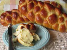 Challauh Bread recipe