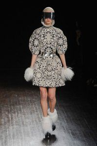 McQueen: outre and gray, like a Bonny Doon Vin Gris