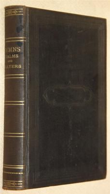 Hymns and Prayers in English and German 1890 Judaism