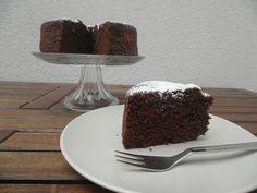 Con Corazón de Azúcar: Bizcocho Cremoso de Chocolate Totalmente Americano