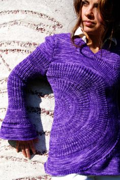 Spokes from knitty