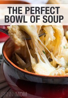 Skinny French Onion Soup