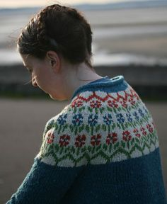 Another amazing sweater.