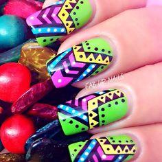 Instagram photo by faburnails #nail #nails #nailart