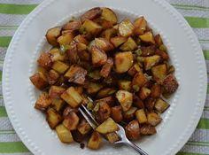 The Art of Comfort Baking: Saturday Morning Potatoes