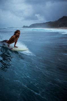 Catching a wave :D