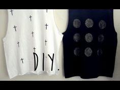 diy textile paint, diy shirt, diy pimp your old t shirts, diy fashion, redesign tshirt, puffy paint tshirt, diy puffy paint shirts, diy clothessho, tshirt video