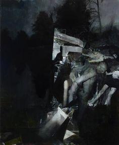 Justin Mortimer - Empty Kingdom - Art Blog