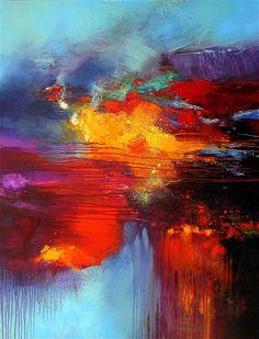 Stricher Gerard abstract art