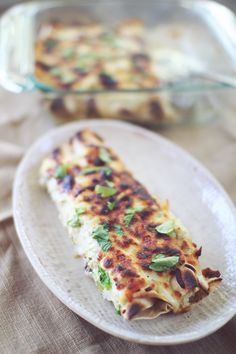 food recip, creami white, cleanses, clean eating mexican recipes, enchilada chickenenchilada, recip chicken, enchilada recip, white chicken enchiladas, recipe chicken