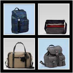 Bolsos, mochilas, maletas... by Dior, Prada, Gucci y Louis Vuitton