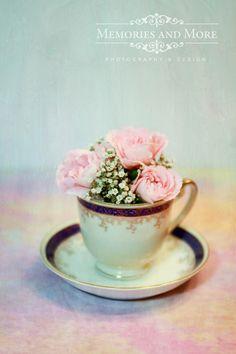 Vintage teacup from Occupied Japan
