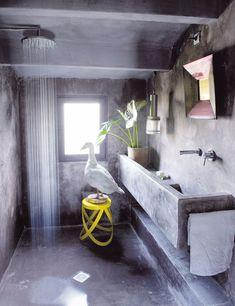 #Spanish #bathroom