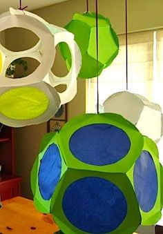 science decorations | Science Party Decorations