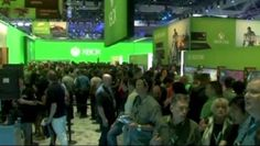 Gamers get their hands on the new Xbox and PS4 - Video Dailymotion